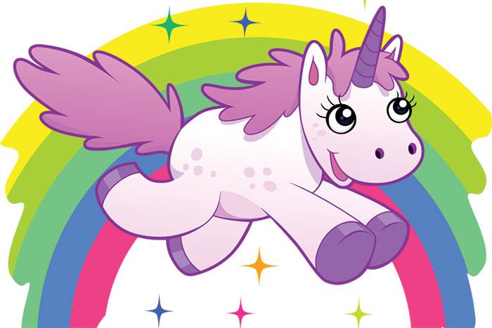 rainbows-unicorns